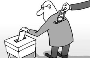 politca corrupta