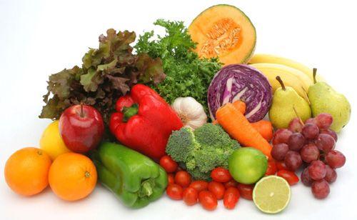 Alimentos bajo en sebo