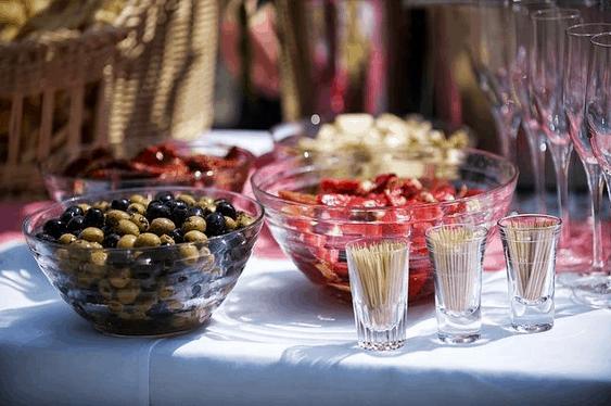 catering organizacion eventos