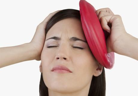 dolor de migraña