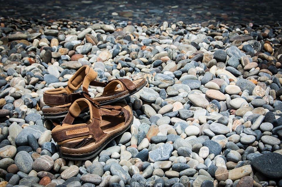 sandalias hombre estilo