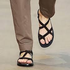 sandalias hombres