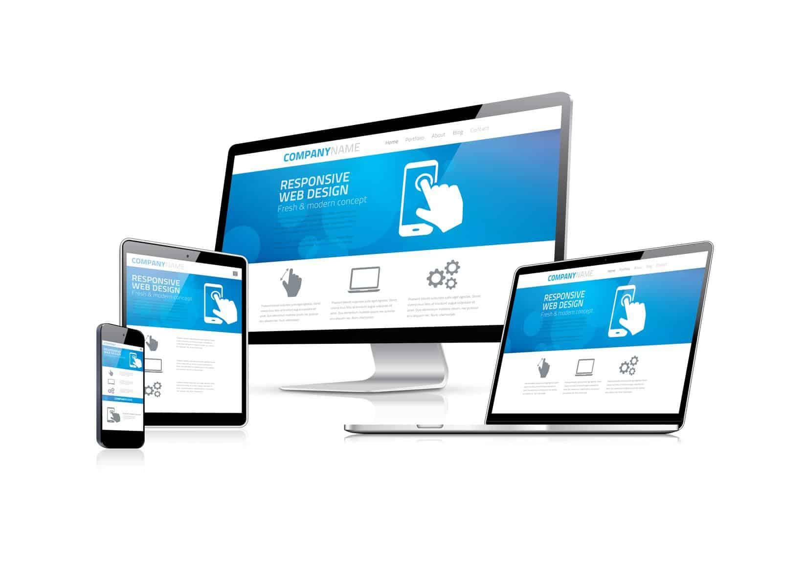 diseño web en sintonía