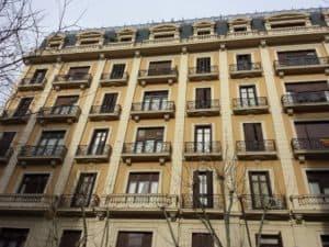 rehabilitacion edificios bcn