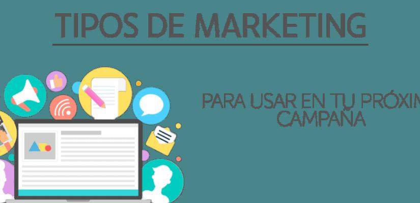 ¿Qué es el Marketing? definición y tipos