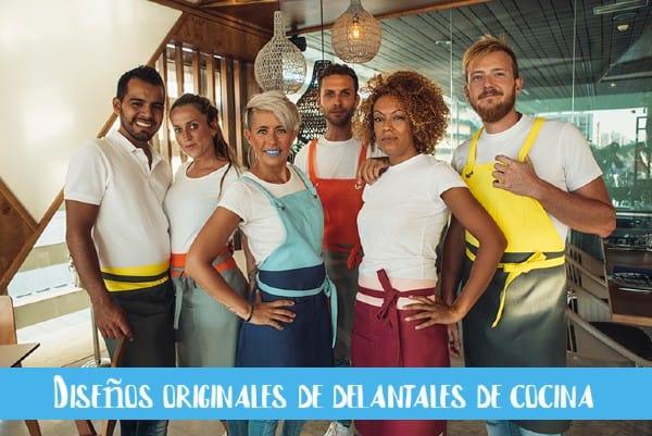 camareros-con-delantales-originales